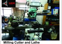 Milling Cutter and Lathe